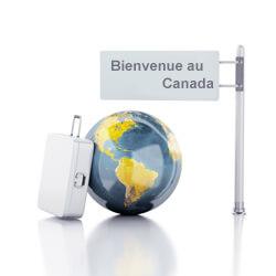 Les 15 pays dont les ressortissants visitent le plus le Canada
