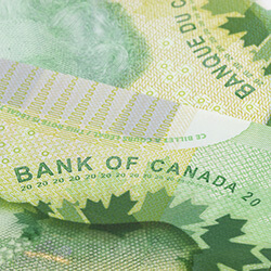 Bank of Canada Raises Interest Rate to 0.75 Per Cent