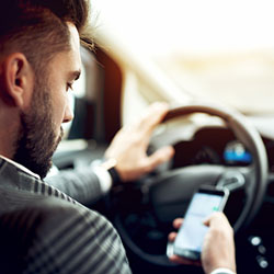 Ontario's Distracted Driving Penalties Are about to Become a Whole Lot Tougher