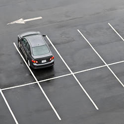 Parking Lot Isolation: One in Three Drivers Avoid Parking Near Other Cars