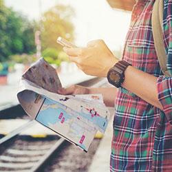 Les destinations préférées des voyageurs solitaires