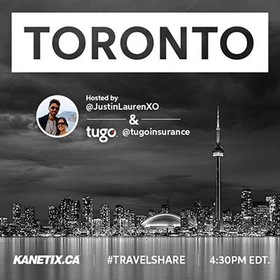 TravelShare Toronto